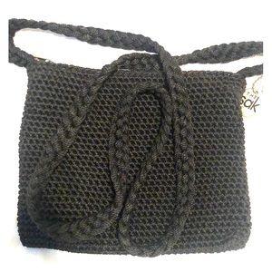 The Sak crossbody purse.